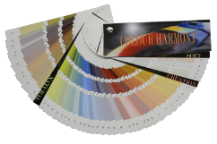 Colour Harmony® shade card