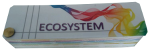 Ecosystem® colour card