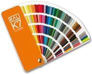 RAL K7 shade card